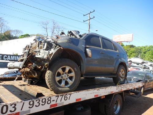 Sucata Toyota Hilux 3.0 4x4 Sw4 2009 Venda Peças Usadas