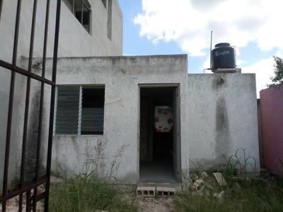 Venta De Terreno Con Construcción En Ex Hda. Kala