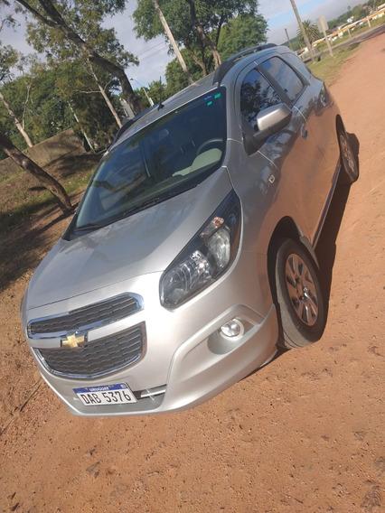Chevrolet Spin Para 7 Pasajeros 45.000 Km