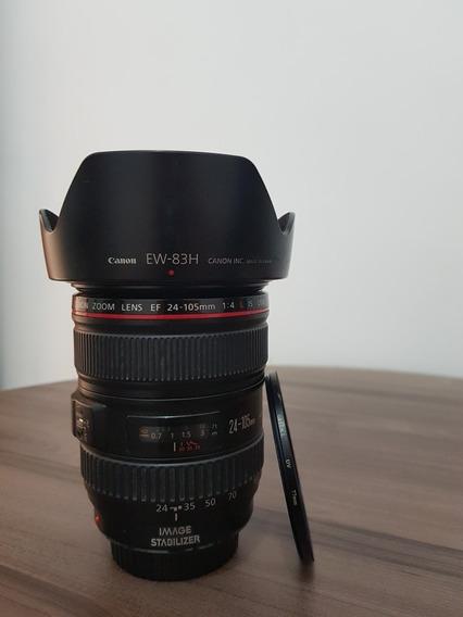 Lente Canon 24-105 F4 L