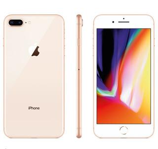 iPhone 8 Plus 64 Gb Gold ( Lacrado E Nota Fiscal )