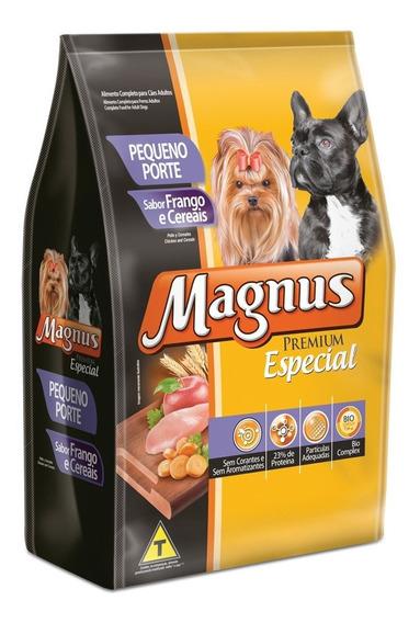 Ração Magnus Premium Especial 15kg Raças Pequenas