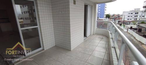 Imagem 1 de 26 de Apartamento Com 2 Dormitórios À Venda, 80 M² Por R$ 329.000,00 - Aviação - Praia Grande/sp - Ap2231