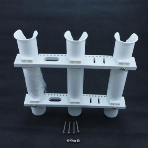 Imagen 1 de 5 de Blanco 3 Enlace Barra Soporte Socket Plástico Pp Materiales