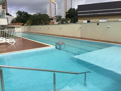 Apartamento Com 2 Dormitórios À Venda, 57 M² Por R$ 425.000 - Bairro Jardim - Santo André/sp - Ap44265