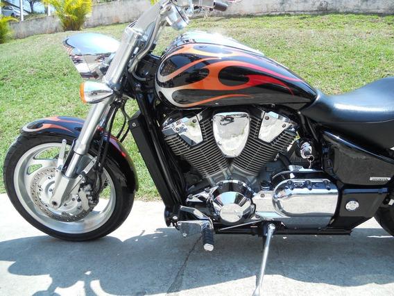 Honda Vtx 1800 Não É Shadow Drag Boulevard Harley