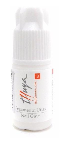 Pegamento Para Uñas Tips Esculpidas X 3grs Thuya Nail Glue