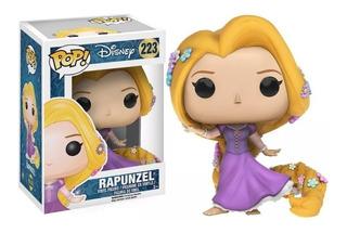 Funko Pop 223 Rapunzel Disney Enredados