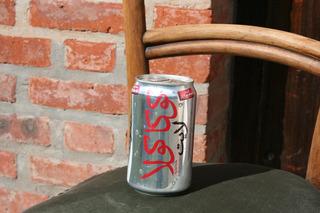 Lata De Coca Cola Original De Irack