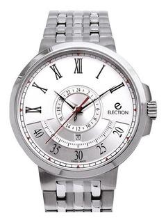 Reloj Election E131611111 Suizo Sumergible Acero