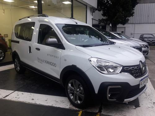 Imagen 1 de 12 de Renault Kangoo 1.5 Dci Stepway En Stock Tasa 12,9% (aes)