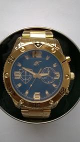 Relógio Masculino Em Aço Grande Barato