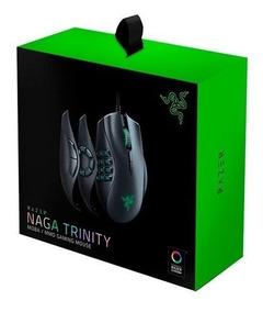 Mouse Razer Naga Trinity Chroma 5g 16000 Dpi Chroma Lacrado