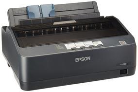 04 Impressora Matricial Epson Lx350 (produto De Mostruario)