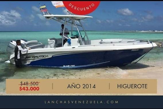 Lancha Pronautica 24 Lv597
