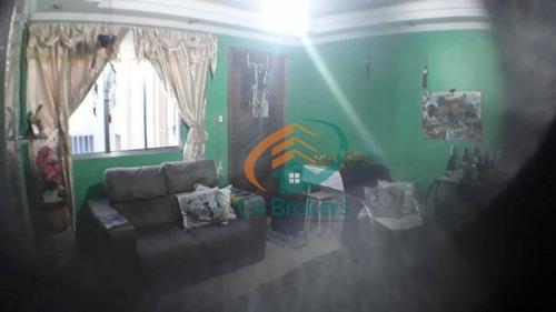 Imagem 1 de 16 de Apartamento À Venda, 50 M² Por R$ 190.000,00 - Jardim Valéria - Guarulhos/sp - Ap0173
