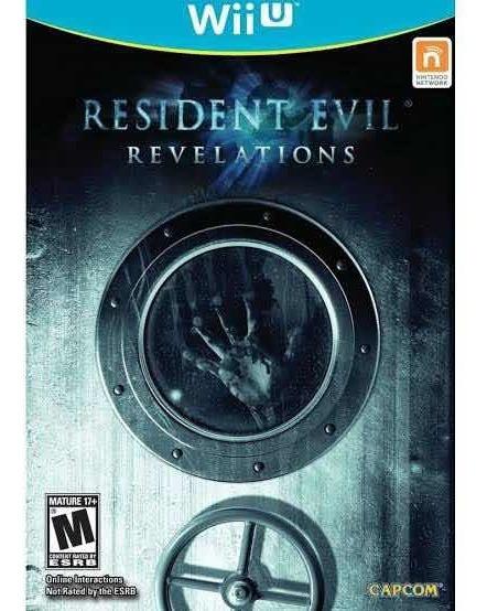 Resident Evil Revelations Seminovo Wii U