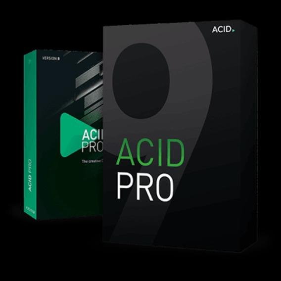 Magix Acid Pro 9 (x64) Ativado