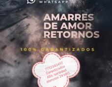 Amarres De Amor Garantizados Abs Seriedad