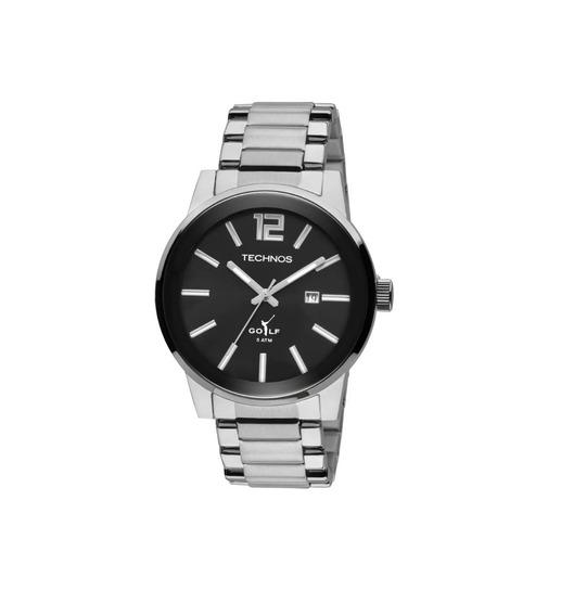 Relógio Technos Masculino Prateado 2115tu1p
