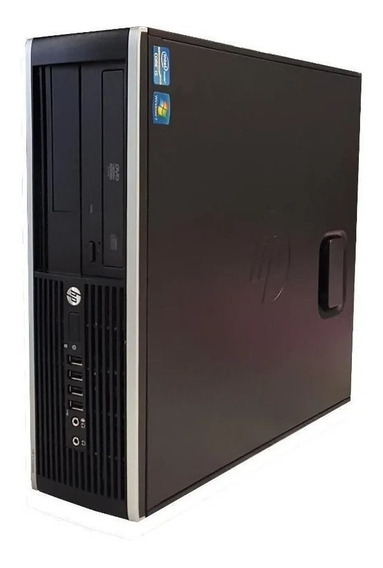 Computador Home Office Pc Desktop Hp Core I5 4gb Ddr3 + Wifi
