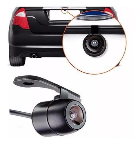 Camera De Ré Universal Borboleta Automotiva