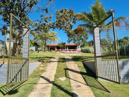 Imagem 1 de 25 de Chácara À Venda, 1000 M² Por R$ 650.000,00 - Parque Da Represa - Paulínia/sp - Ch0042