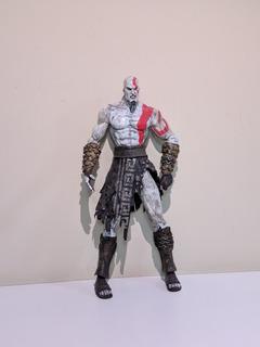 Kratos God Of War Muñeco De Coleccion Articulado
