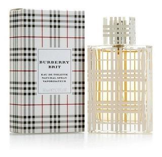 Perfume Original Mujer Burberry Brit 50 Ml Edt / Superstore
