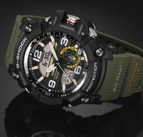 Relógio Casio G-shock Gg1000 Mudmaster C/brind Original