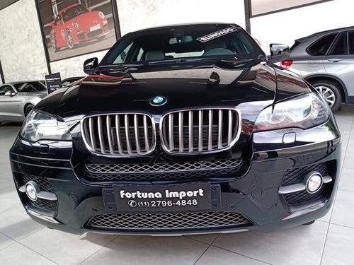 Imagem 1 de 8 de Bmw X6 4.4 50i 4x4 Coupé 8 Cilindros 32v Bi-turbo Gasolina