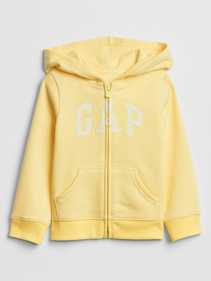 Gap Chamarra Amarilla Niña Talla 4 Nueva $449