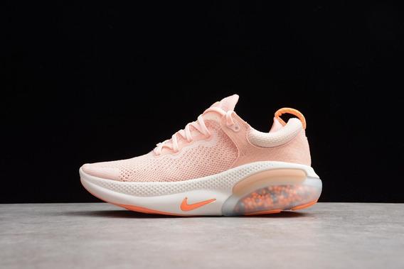 Tenis Nike Joyride Run Fk Rosa E Branco Nº38 Original!!!