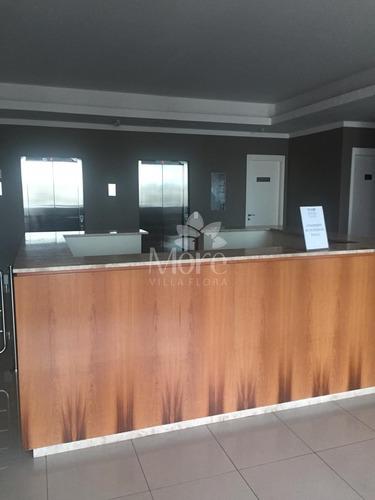Imagem 1 de 7 de Venda De Sala Comercial Em Office Sumaré Sp Com Planejado, Móveis, 2 Ares Condicionados, Excelente Localização, E 1 Vaga De Garagem. - Sa00017 - 69015613
