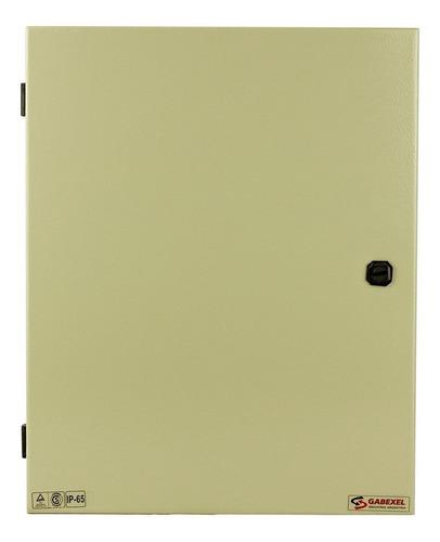 Gabinete Metalico Estanco Ip65 Tradicional 500x400x160mm