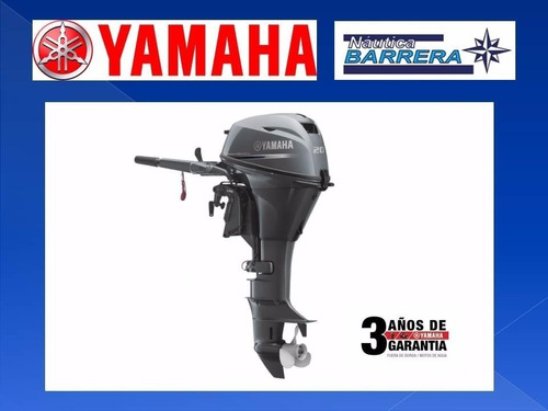 Motor Yamaha 20 Hp 4 Tiempos En Stock Consultar Oferta!!