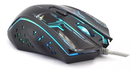 Mouse Gamer T10 Com Semi Rgb