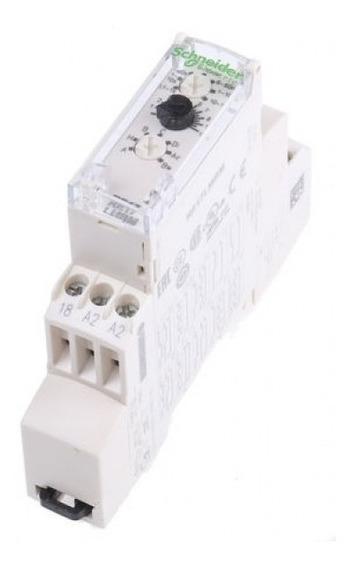 Relé Temporizador Tmf 24 - 240vac 50/60hz - Sc