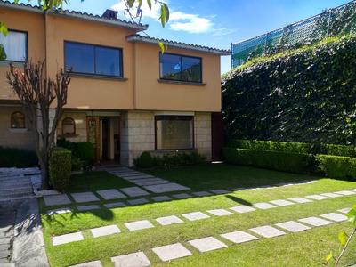 Renta De Casa Rincón De San Gabriel, Metepec.