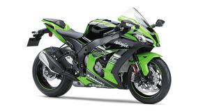 Kawasaki Zx 10 R 1000 Moto Deportiva Sport Calle Pista