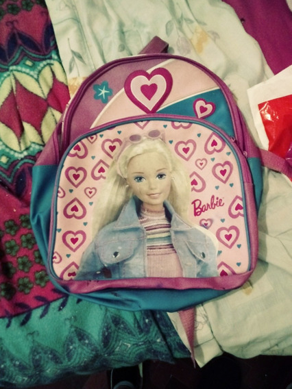 Mochila Barbie De Nena Original