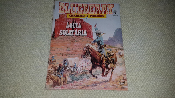 Hq Bluberry Nº 2 - Ed. Abril - 1990 - Formato Álbum