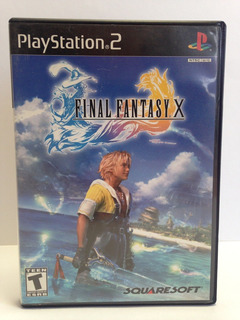 Final Fantasy X Playstation 2, Cyclegames