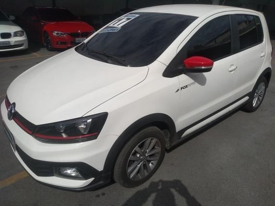 Volkswagen Fox 1.6 16v Msi Pepper Total Flex 5p 2017