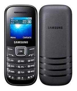 Celular Simples Samsung Keystone 2 Novo 1 Chip +2 Brindes