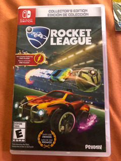 Juego De Nintendo Switch. Rocket League