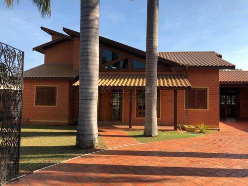 Imagem 1 de 25 de Tereza Cristina | Casa 1000 M² - Mobiliada  | J-6564 - A6564