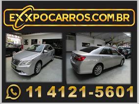 Toyota Camry Xle 3.5 V6 - Ano 2013 - Bem Conservado