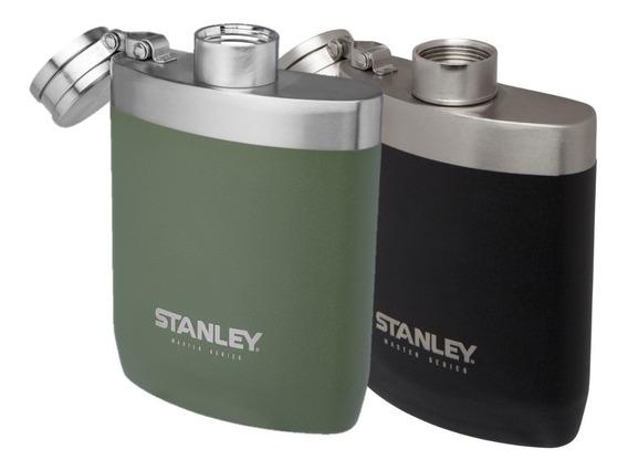 Petaca Master Stanley 236 Ml Acero Inox Original