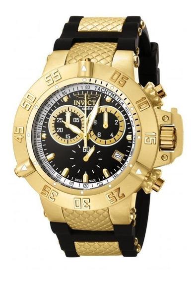 Relógio Masculino Invicta Subaqua Invicta 5514